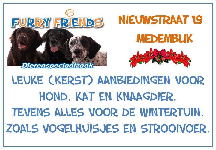 Furry Friends - Dierenspeciaalzaak Medemblik